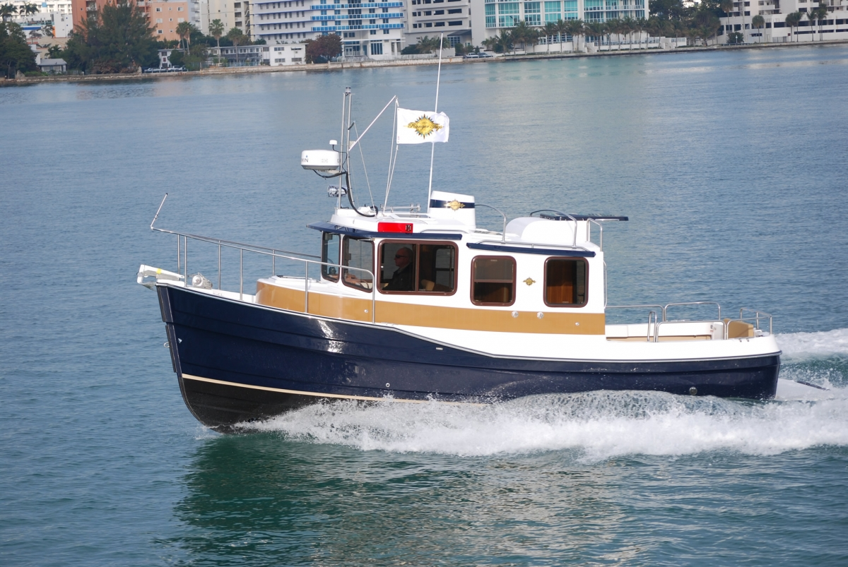 Ranger tugs dave bofill marine long island boat dealer for Craft classes long island