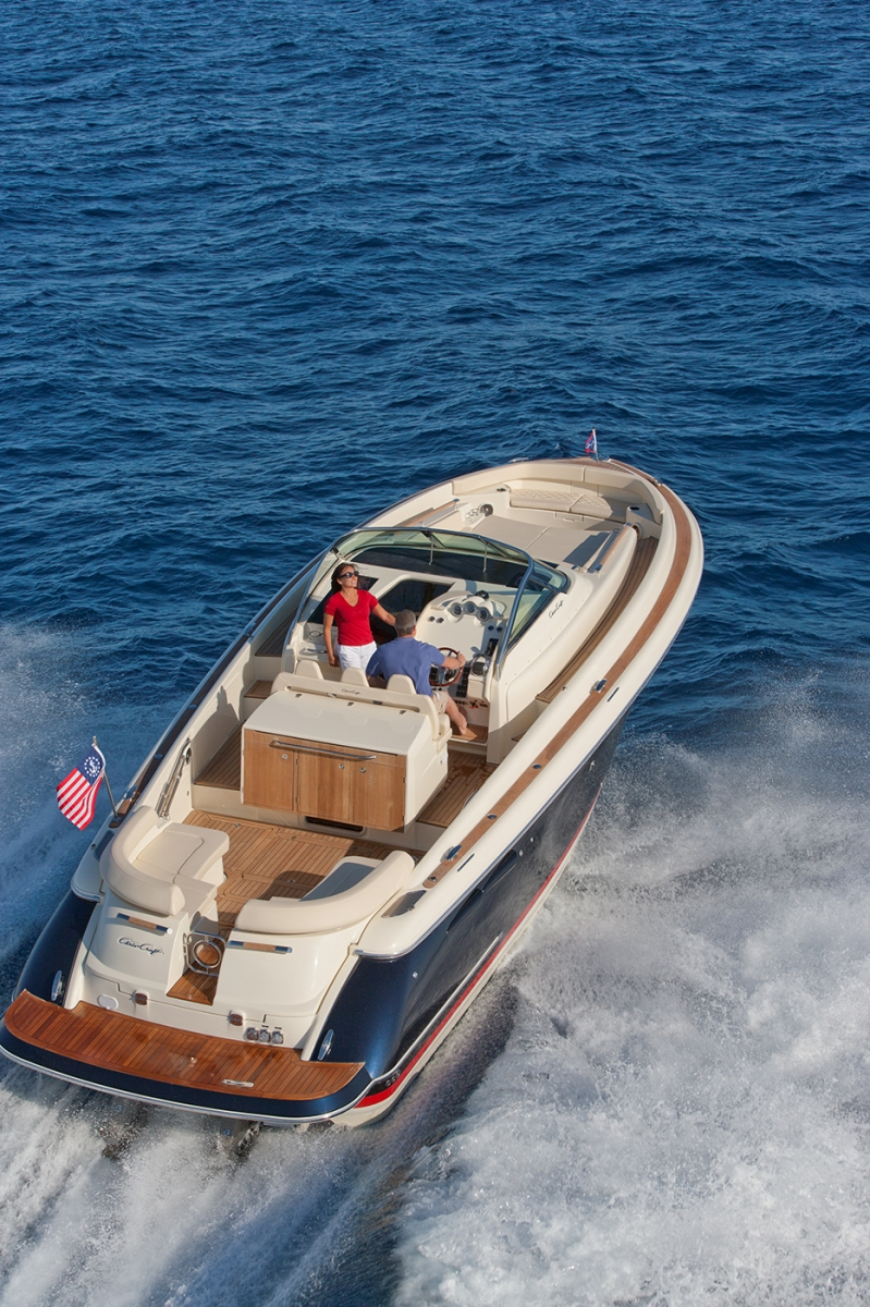 Launch 36 dave bofill marine chris craft boats for sale for Craft party long island